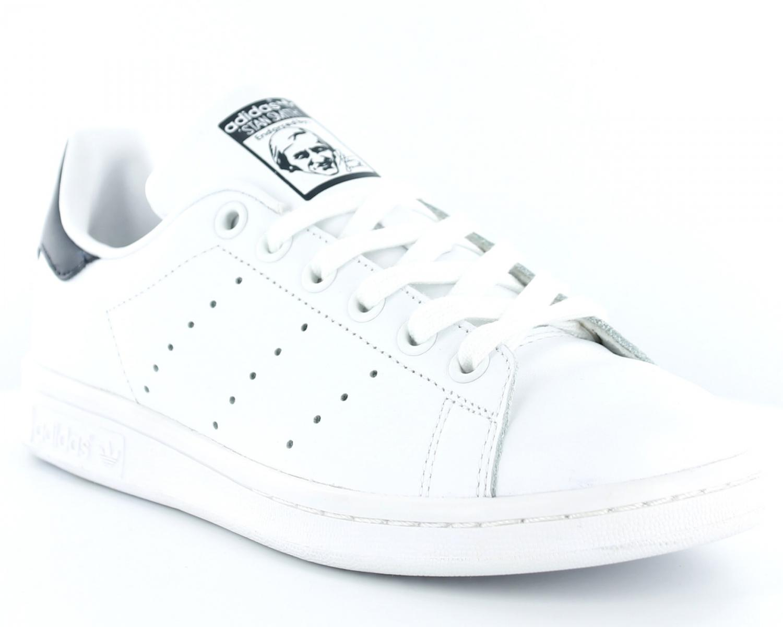 adidas stan smith homme blanc et noir